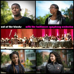 Out of the Blocks with the Baltimore Symphony Orchestra
