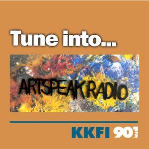 ARTSPEAK RADIO with North, Koch, Thornton, Conway, and Powell