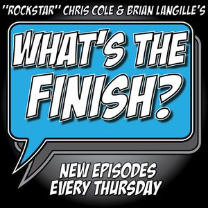 What's The Finish, Episode 121 - Buckets of Fish Heads?