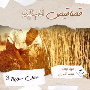 مهن سورية 3 - قصاقيص أيام اللولو 55