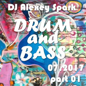 DJ Alexey Spark - 07.17 Drum and Bass mix 1 (26)