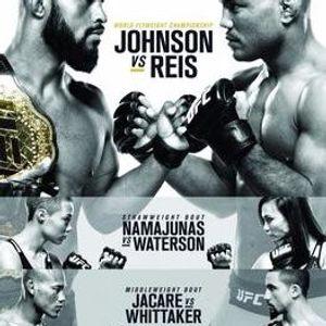 #140 - UFC Kansas City: DJ vs Reis, Whittaker vs Jacare Edition of #HalfTheBattle