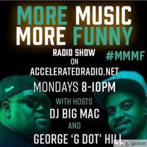 More Music More Funny 11-6-17