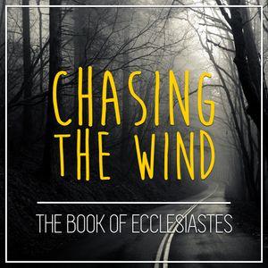 Ecclesiastes 6 - Darkness Under the Sun - Jono Smith