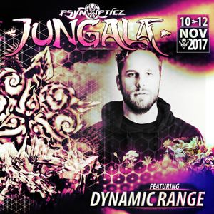DYNAMIC RANGE (EXPO Records) Jungala 2017 - PROMO