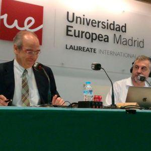 """Miguel Gómez Navarro, Rector de la UEM:  """"La vida va mucho más allá de unos resultados académicos"""""""