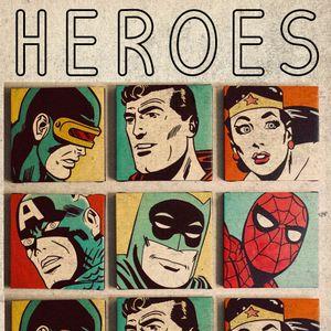 Sept. 3, 2017 - Heroes