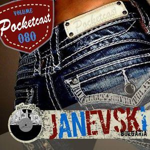 Pocketcast Volume 080 l Janevski l Underluxe Records