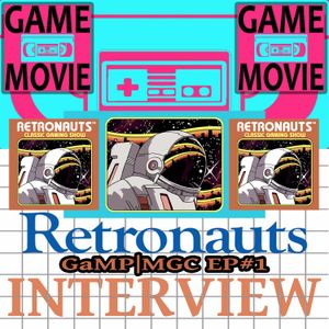 RETRONAUTS PODCAST INTERVIEW - MIDWEST GAMING CLASSIC 2017 EP#1