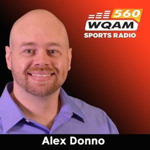 Monday- Alex Donno show Hour 1-08-21-17