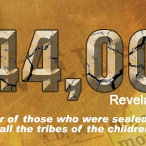 Revelation 7:1-8   –   The 144,000
