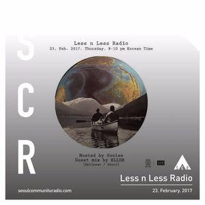 Less N Less Radio - 23/02/2017