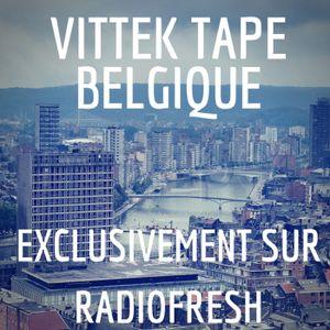 Vittek Tape Belgium 7-1-18