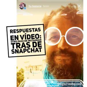 Otro paso en la Snapchatización de Instagram