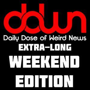 Daily Dose of Weird News WEEKEND EDITION! (November 23, 2017)