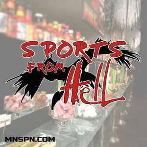 Sports from Hell XVIIII - NFL-NHL drafts, gossip