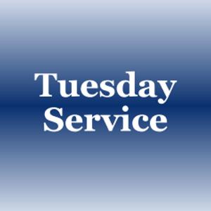 Tuesday Morning, September 5