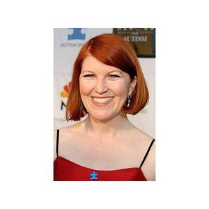 Actress Kate Flannery
