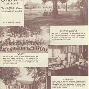 Camp Ojibwa History Podcast : Episode #103 - Eddie Arvey (1939-40)