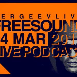 FSL Podcast 24 Mar 2017 - Sergeev Live