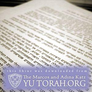 Orchos Tzadikim Shiur 42 - Ahavah