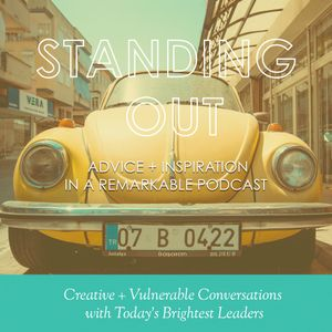 #StandingOut with Patti Winstanley and Katrina Padron