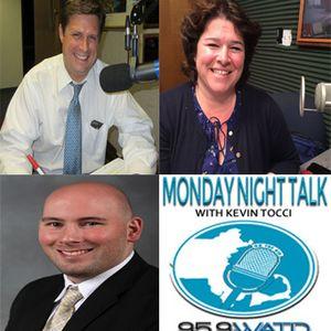 Monday Night Talk's May 1, 2017 Radio Program