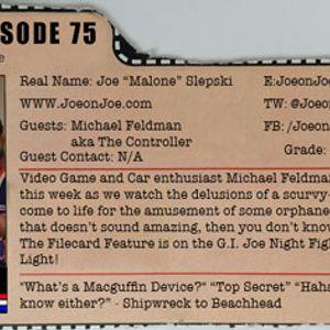 G.I. Joe Ep 75: Once Upon A Joe w/ Michael Feldman