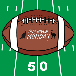 Any Given Monday NFL Podcast: Episode 13: Ranks on Ranks on Ranks (Corners, Safeties, QBs Part 2)