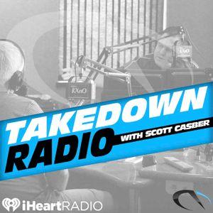Takedown Radio 1046 - Carl Adams, Amanda Hendey, Sarah Hildebrandt, Maya Nelson, Julia Salata, Fores