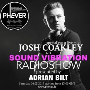 LIVE Studio Interview & Guestmix on PHEVER March 4th 2017