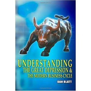Dan Blatt, Author of Understanding the Great Depression