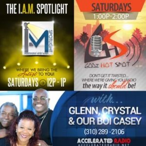 I.A.M Spotlight 10-21-17