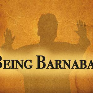 Being Barnabas - Pastor Ryan Mitchell