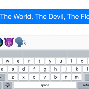 The World, The Devil, The Flesh Part 2