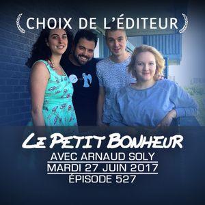 LPB #527 - Arnaud Soly - Mar - Evelyne veut célébrer ses 1000 matchs Tinder