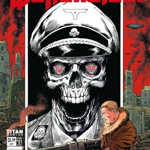 Soda Pop Comics Cast Episode 30 - Wolfenstein