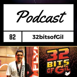 FPV Podcast #82 - DRL Pilot 32BitsOfGil