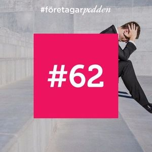 Vänd dina misstag till framgång! #företagarpodden62