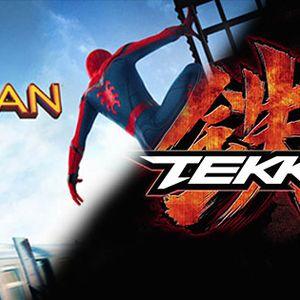 Ep. 18 – Spider-man: Homecoming & Tekken 7