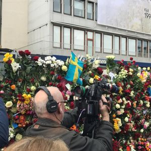 Hur klarade medierna bevakningen av attacken i Stockholm?