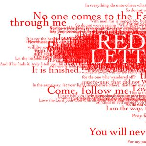 Red Letters - Stewardship is the Christian Life by Guest Speaker Pat Hale