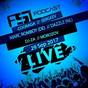 FSL Podcast 29 Sep 2017 - Cooraga Live