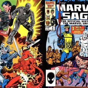 Marvel Saga Issue 6 – Love, Hate… and Sacrifice!