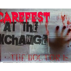 The Freaks present Scarefest at The Exchange with Angel May