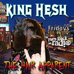 KING HESH: Joe Satriani/Vollmer/AC-DC