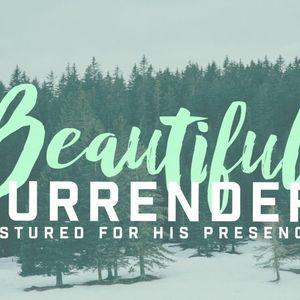 Beautiful Surrender as a Living Sacrifice