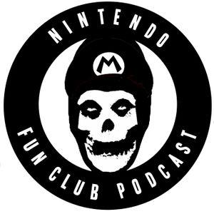 Nintendo Fun Club Podcast Episode 147 - Unjust Communication