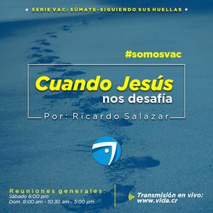 Cuando Jesús nos desafia