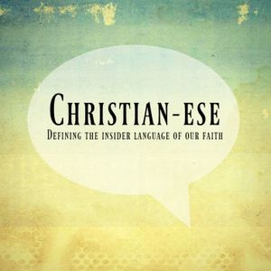 Christianese pt 6: Peace Be With You